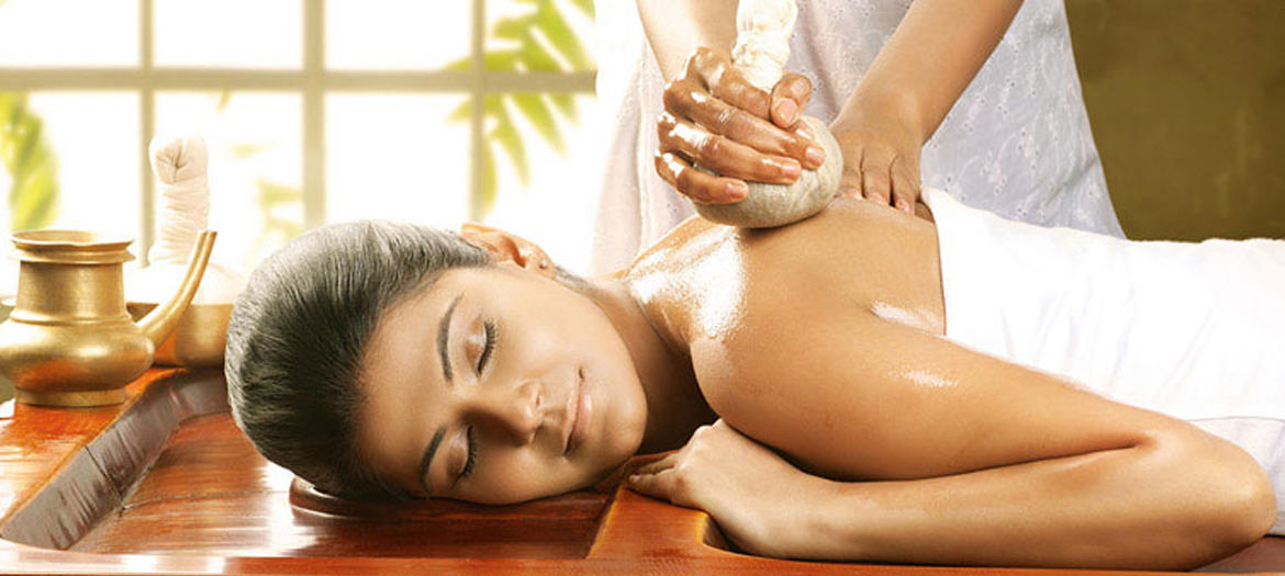 Try our oil massage